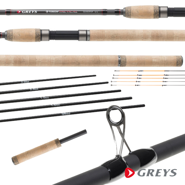 Greys Toreon Tactical 11ft 10in Quivertip