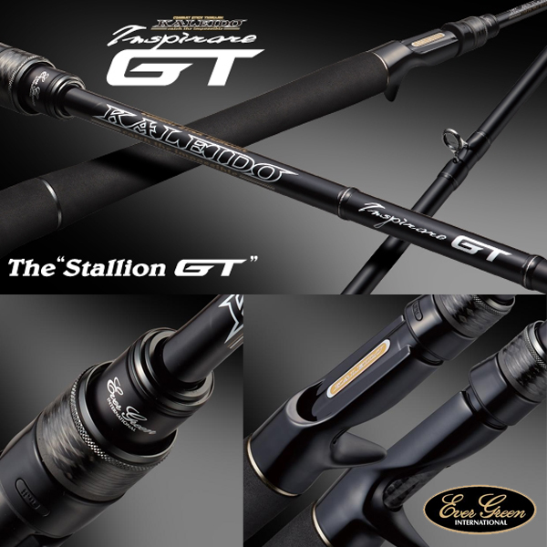 Kaleido Inspirare GT The Stallion IGTC-69MH