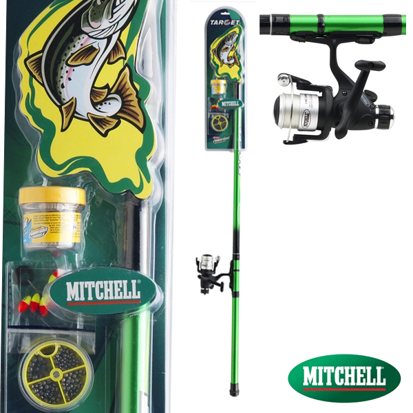 Mitchell Target Trout Combo 1-5g 4m