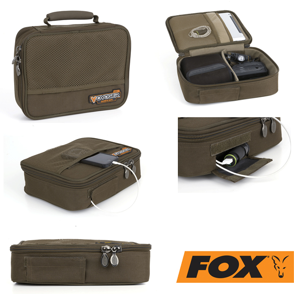Fox Voyager Gadgets Safe