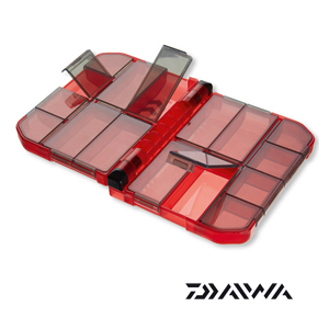 Daiwa Multi Case 122MD Red