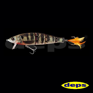 Deps Highsider Jr. #01 Real Blue gill
