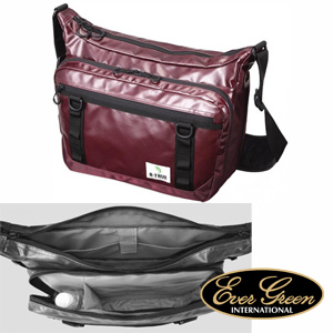 B-True Ex Shoulder Bag #Red SONDERPREIS