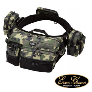 Ever Green Hip&Shoulder Bag HD2 #Camo