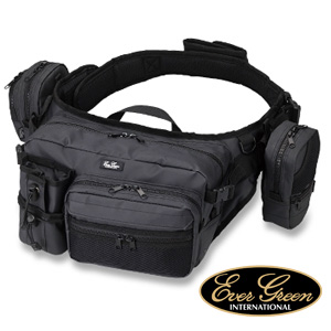 Ever Green Hip & Shoulder Bag TP Black SONDERPREIS