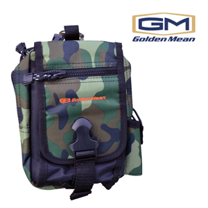 Golden Mean Field Pouch #Green Camo