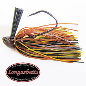 M-7 Jig 1/4 oz # Secret Craw
