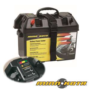 MINN KOTA Power Center Batteriebox