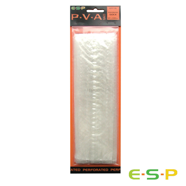 ESP PVA SOCK bag perforated