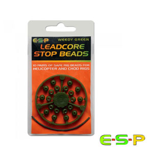 ESP Leadc.Stop Beads weddy green