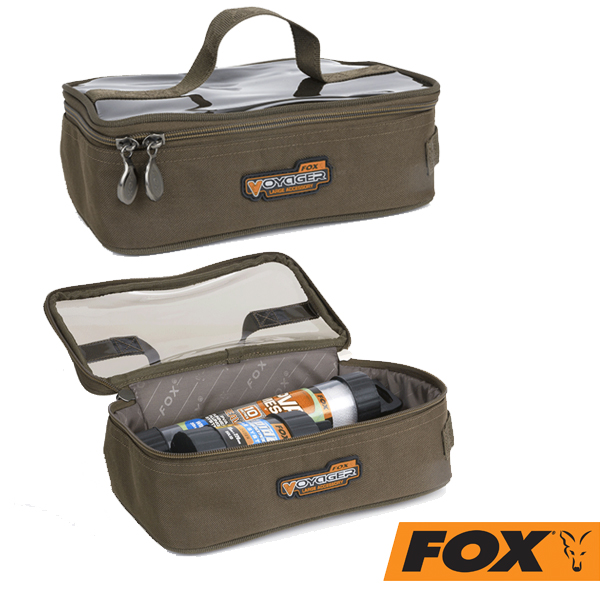 Fox Voyager Large Accessory Bag